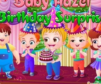 La Sorpresa De Cumpleaños De Bebé Hazel
