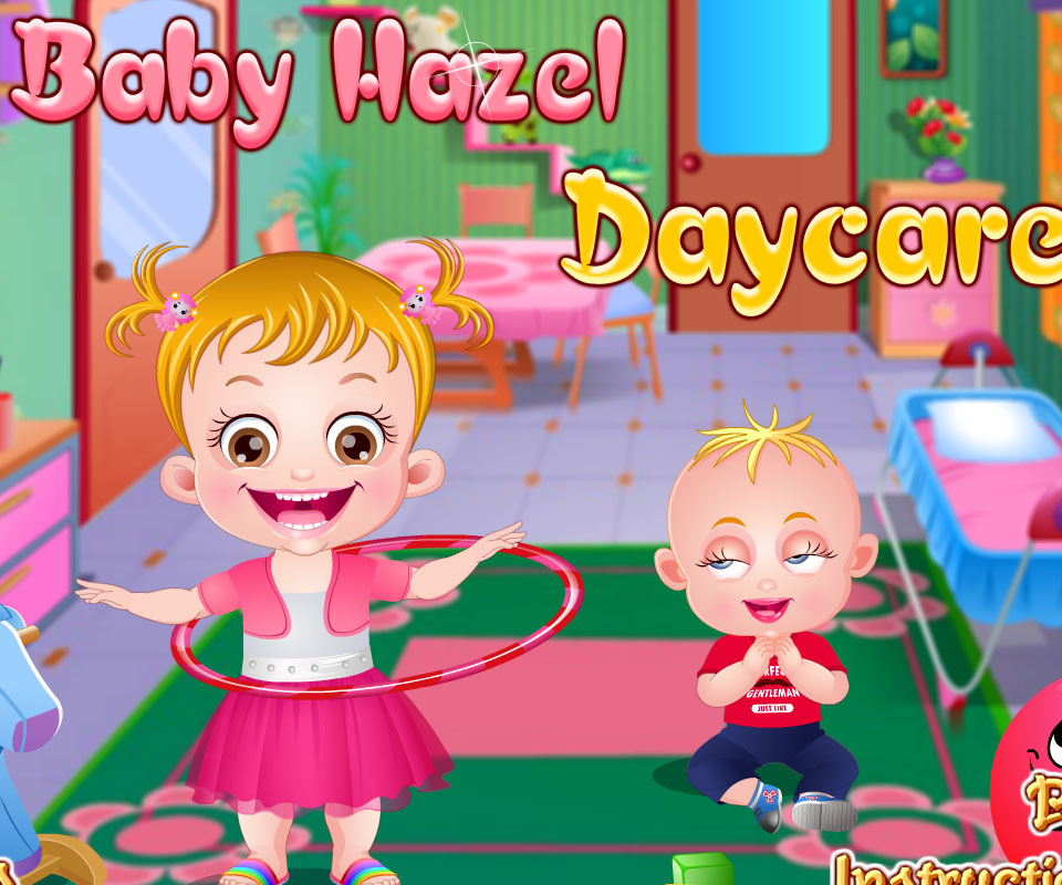 Baby Hazel Craft Time Games