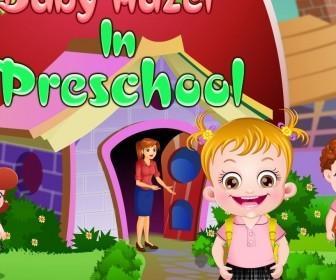 Bebé Hazel En Preescolar