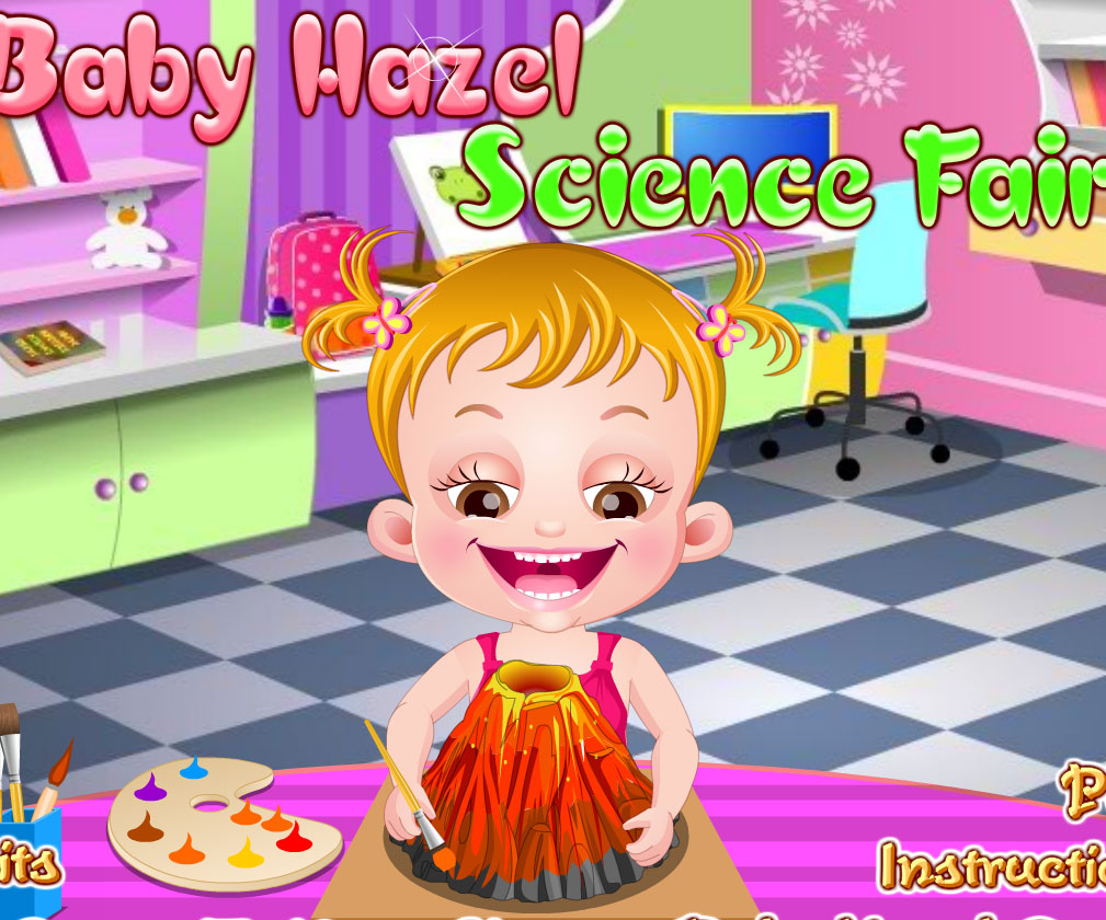 Hazel Baby