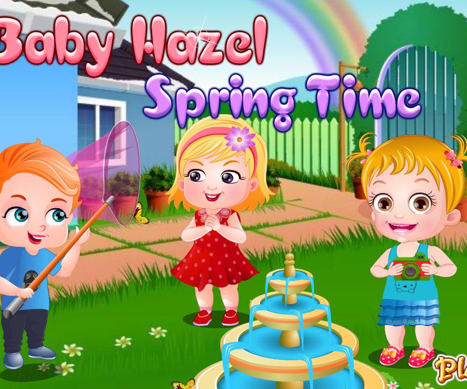 Baby Hazel Games - Editor s Choice